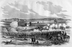 Battle of Perryville, KY