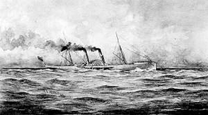 Blockade Runner Banshee (1862)