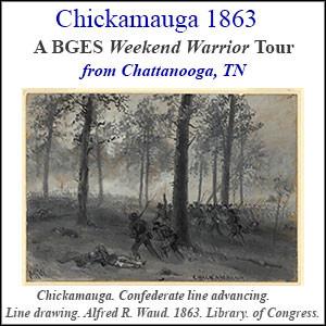 Chicamauga 1863