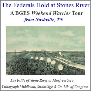 Federals Hold at Stones River