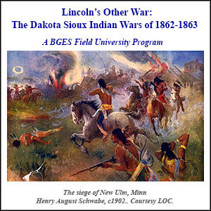 Dakota Indian Wars of 1862