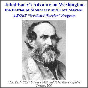 Jubal Early's Advance on Washington