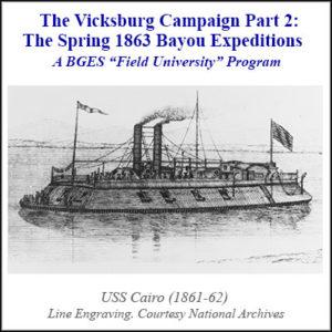 The Viscksburg Campaign Part 2