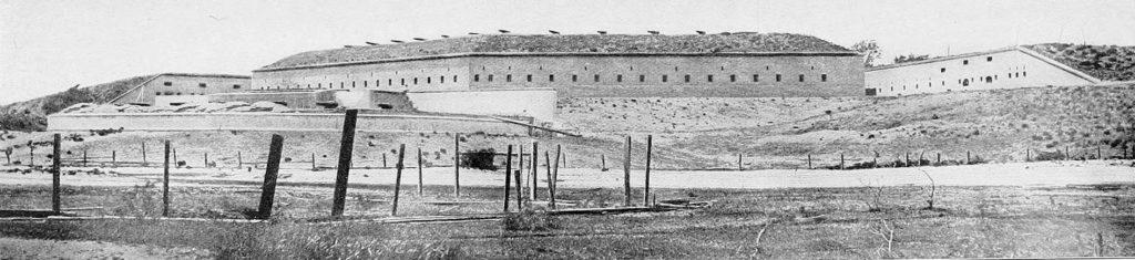 Fort Barrancas 1861