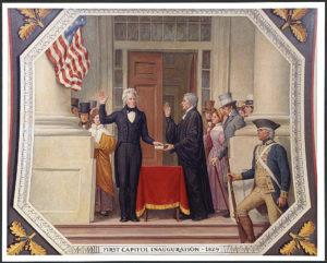 Andrew Jackson Inauguration